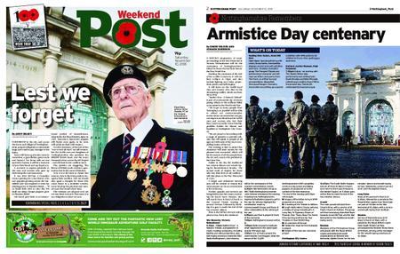 Nottingham Post – November 10, 2018