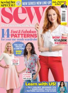 Sew - March 2019