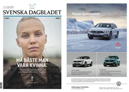 Svenska Dagbladet – 08 mars 2020