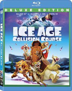 Ice Age: Collision Course (2016) [3D]