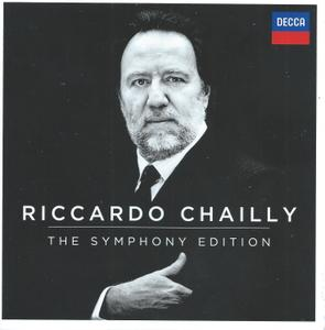 Riccardo Chailly - The Symphony Edition (55CD Box Set, 2019) Part1
