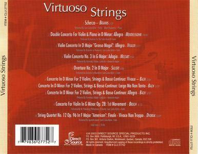 VA - Virtuoso Strings (2003) {Direct Source} **[RE-UP]**