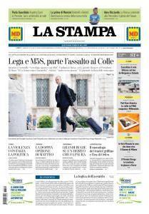 La Stampa Imperia e Sanremo - 29 Maggio 2018