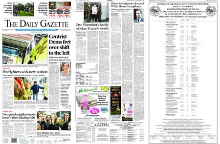 The Daily Gazette – March 02, 2019