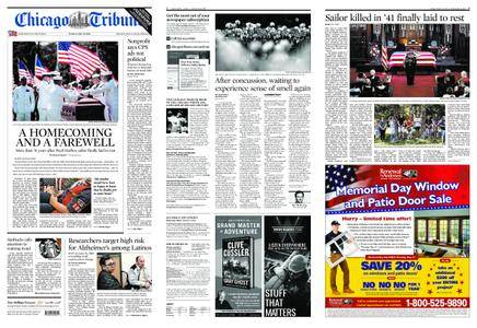 Chicago Tribune – May 29, 2018