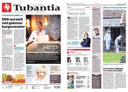 Tubantia - Enschede – 12 november 2018