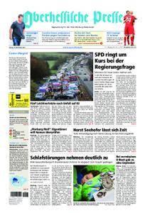 Oberhessische Presse Marburg/Ostkreis - 24. November 2017