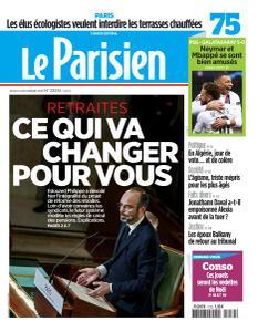 Le Parisien du Jeudi 12 Décembre 2019