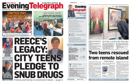 Evening Telegraph First Edition – May 27, 2019