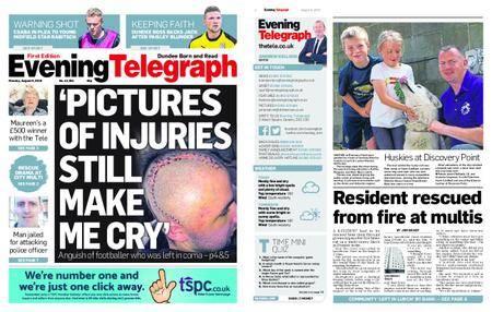Evening Telegraph First Edition – August 06, 2018