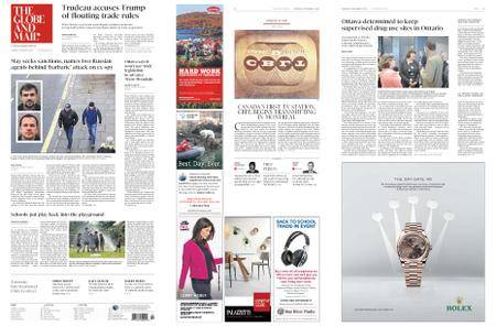 The Globe and Mail – September 06, 2018
