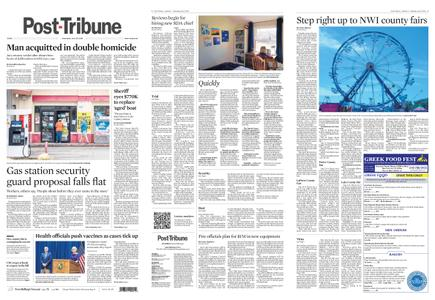 Post-Tribune – July 10, 2021