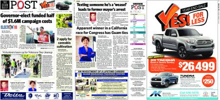 The Guam Daily Post – November 13, 2018