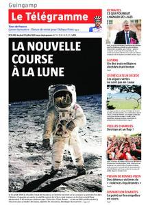 Le Télégramme Guingamp – 19 juillet 2019