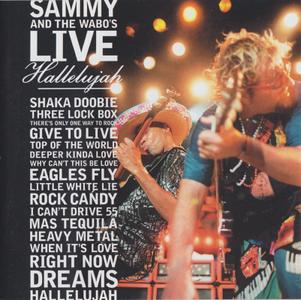 Sammy And The Wabos - Hallelujah Live (2003) Repost