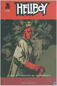 Hellboy - 04 - De Rechterhand Des Oordeels