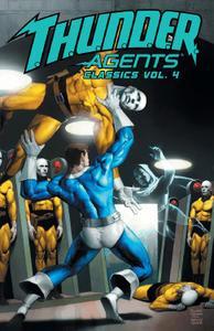 IDW-T h u n d e r Agents Classics Vol 04 2014 Hybrid Comic eBook