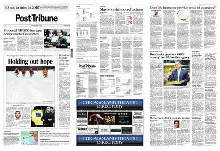 Post-Tribune – January 05, 2018