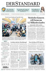 Der Standard - 13 August 2019