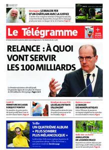 Le Télégramme Brest – 04 septembre 2020