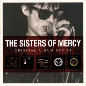 The Sisters Of Mercy - Original Album Series (2009) [5CDs Box] {Rhino}