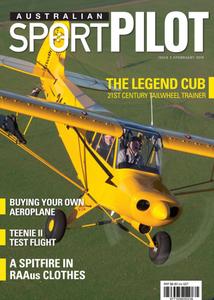 Australian Sport Pilot - February 2019