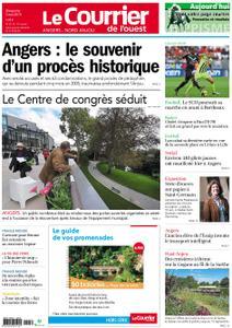 Le Courrier de l'Ouest Angers – 05 mai 2019