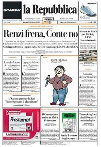 la Repubblica - 15 Febbraio 2020