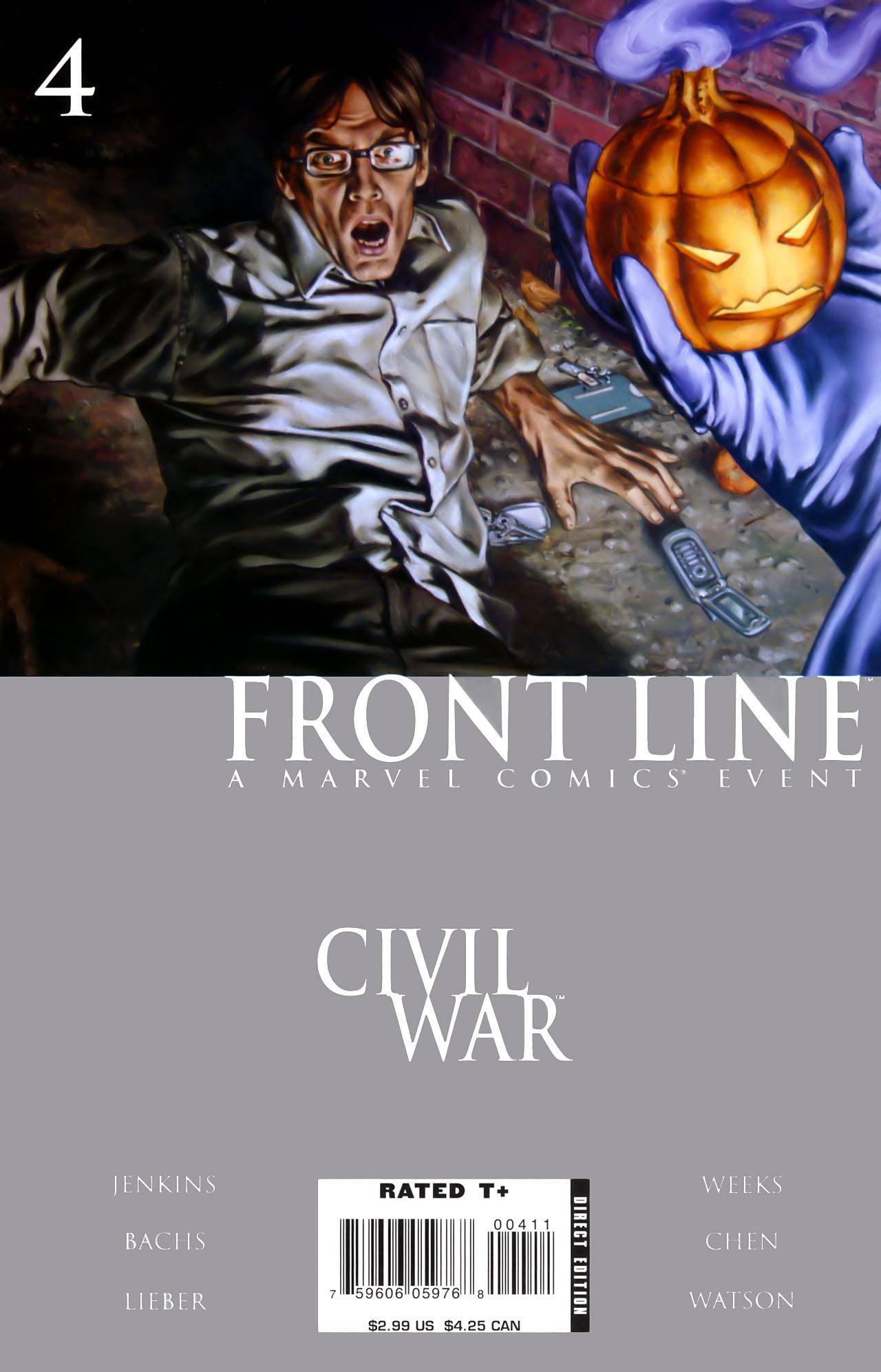 Civil War - Frontline 04