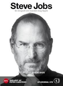 «Steve Jobs» by Walter Isaacson