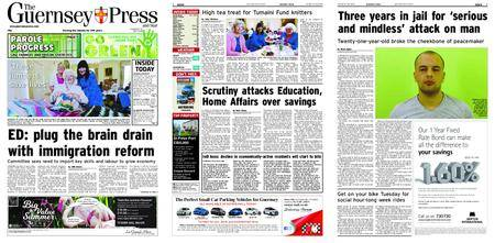 The Guernsey Press – 31 May 2018