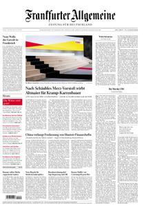 Frankfurter Allgemeine Zeitung F.A.Z. - 07. Dezember 2018