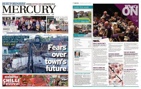 Hertfordshire Mercury – August 15, 2019