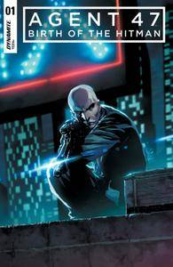 Agent 47 - Birth of the Hitman 001 2017 3 covers digital Son of Ultron-Empire
