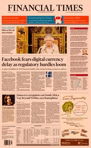 Financial Times UK – 15 October 2019