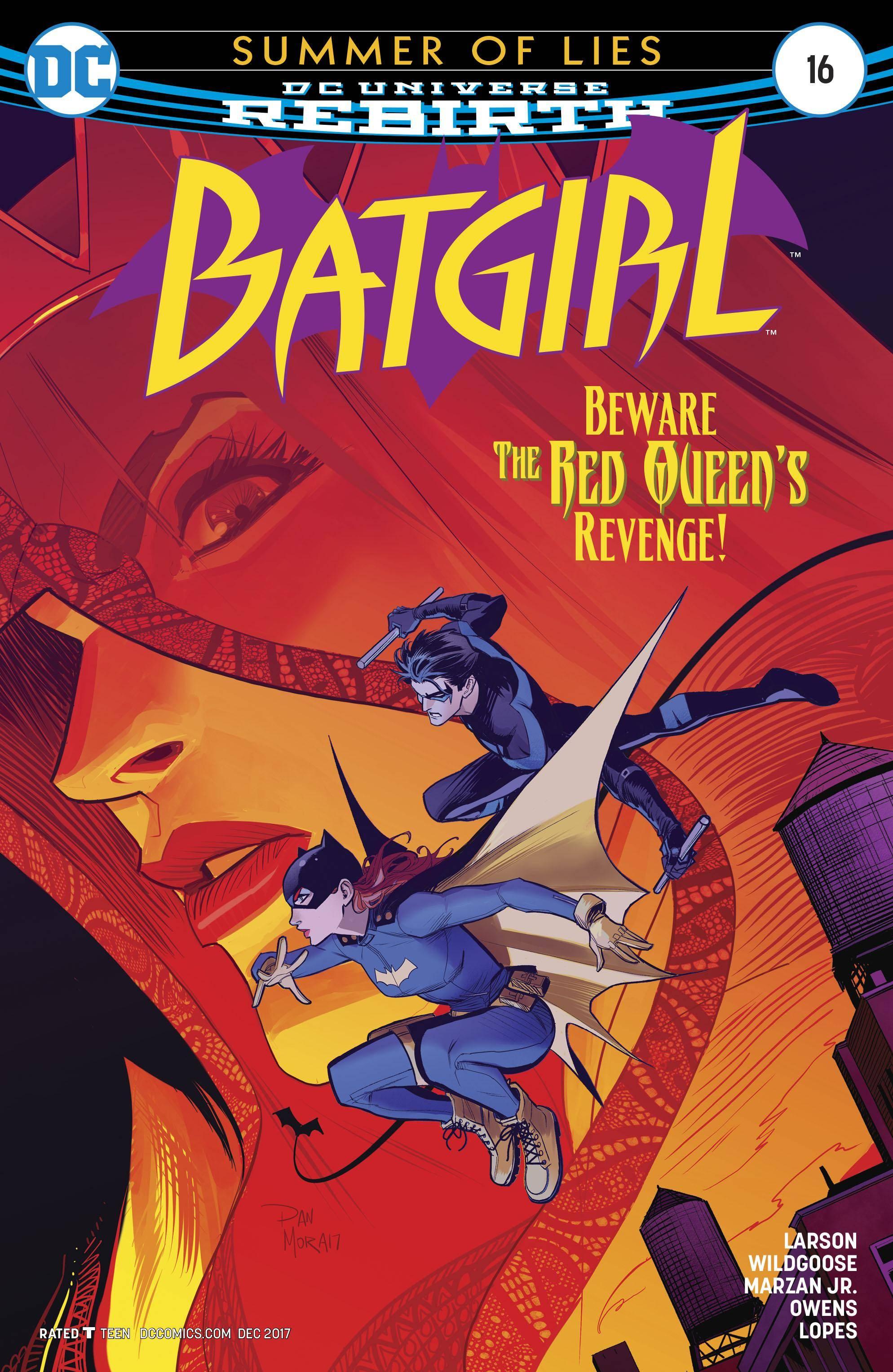 Batgirl 016 2017 2 covers Digital Zone-Empire