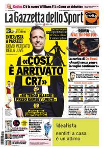 La Gazzetta dello Sport Roma – 12 febbraio 2019