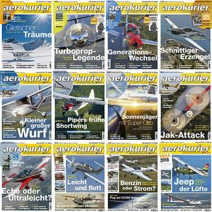 Aerokurier Germany - Full Year 2018 Collection