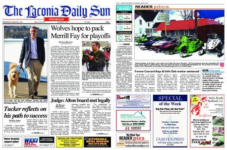 The Laconia Daily Sun – March 06, 2019