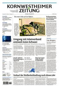 Kornwestheimer Zeitung - 02. Oktober 2018