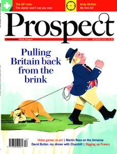 Prospect Magazine – December 2018