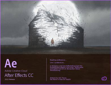 Adobe After Effects CC 2017 v14.0.0 Multilingual Portable