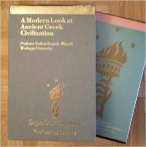 TTC Video - A Modern Look At Ancient Greek Civilization