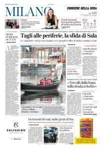 Corriere della Sera Milano - 9 Agosto 2018
