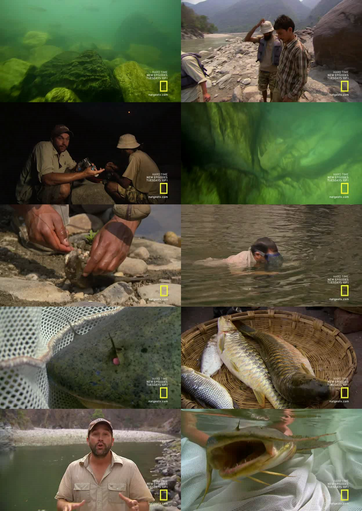 National Geographic - Monster Fish: India's River Devil (2011)
