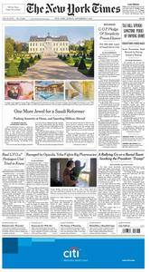 The New York Times  December 17 2017