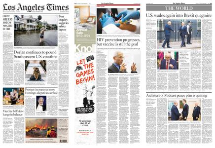Los Angeles Times – September 06, 2019