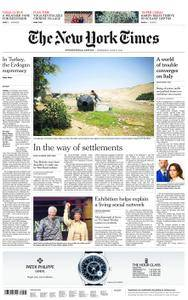 International New York Times - 27 June 2018