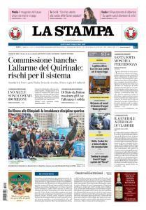 La Stampa Imperia e Sanremo - 29 Marzo 2019