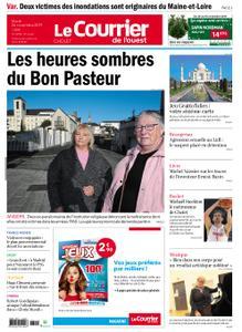 Le Courrier de l'Ouest Cholet – 26 novembre 2019